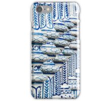 Details in Blue from Seville  iPhone Case/Skin