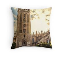 One thousand years of History  Throw Pillow