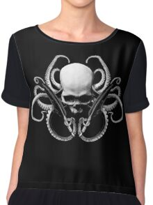 Cthulhu Noir | The Alchemist Chiffon Top