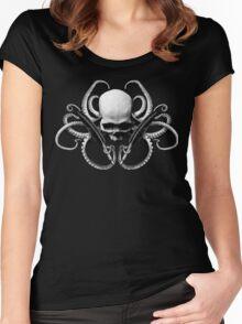 Cthulhu Noir | The Alchemist Women's Fitted Scoop T-Shirt
