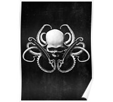 Cthulhu Noir   The Alchemist Poster