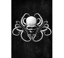 Cthulhu Noir | The Alchemist Photographic Print