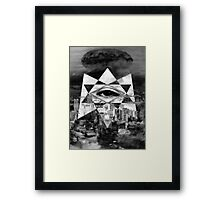 Lost Bombs Framed Print