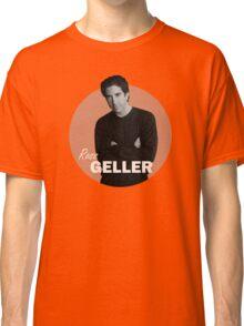 Ross Geller - Friends Classic T-Shirt