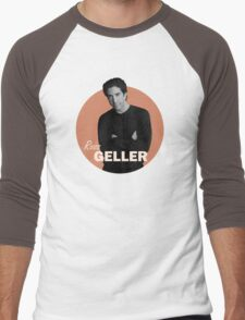 Ross Geller - Friends Men's Baseball ¾ T-Shirt