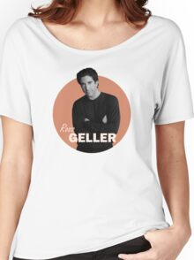 Ross Geller - Friends Women's Relaxed Fit T-Shirt