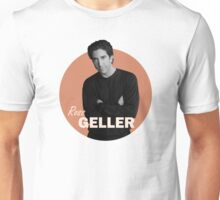 Ross Geller - Friends Unisex T-Shirt