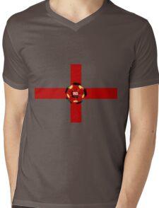 England football Brazil shirt Mens V-Neck T-Shirt