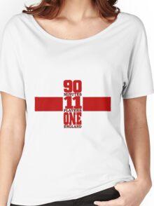 One England football shirt Women's Relaxed Fit T-Shirt