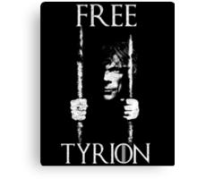 Free Tyrion Canvas Print