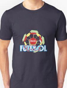 Brasil Futebol 14 shir Unisex T-Shirt
