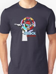Brasil Futebol 14 Inglaterra shirt Unisex T-Shirt