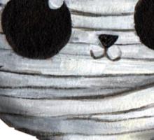 Cute Mummy Cat Sticker