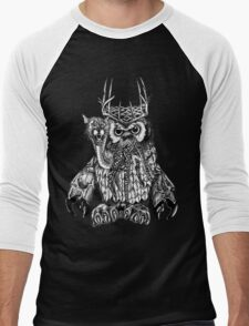 MEGA BEAST Men's Baseball ¾ T-Shirt