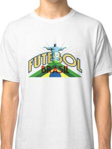 Futebol Brasil football shirt Classic T-Shirt
