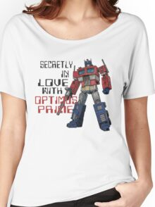 TF LOVE Women's Relaxed Fit T-Shirt