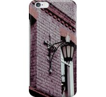 Rose & Crown lanterns  iPhone Case/Skin