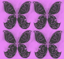 Beautifull butterflys by AnchorArt