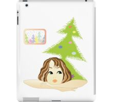 Waiting For Gifts iPad Case/Skin