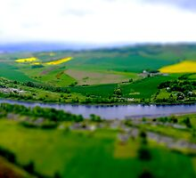 Kinnoull Hill Perth Scotland by markw123