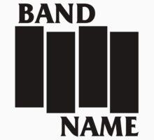 Band Name - Black Flag Parody by jenke1992