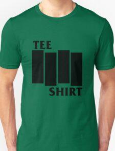 Tee Shirt Shirt - Black Flag Parody T-Shirt