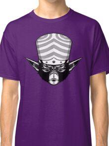 Mojo Jojo - Black&White Outline Classic T-Shirt