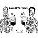 Success vs. Failure by Alex Hughes