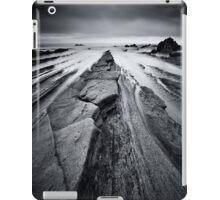 Monochrome Triangles iPad Case/Skin