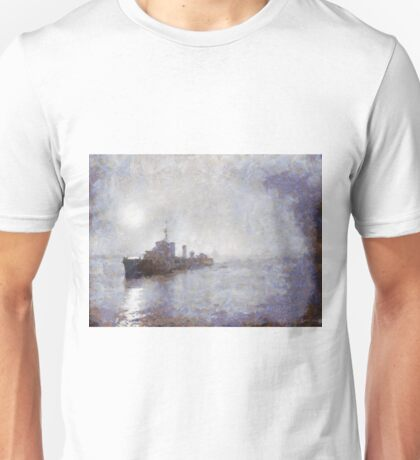 Royal Navy - WWII Unisex T-Shirt