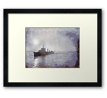 Royal Navy - WWII Framed Print