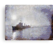 Royal Navy - WWII Canvas Print