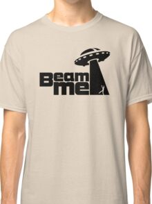 Beam me up V.2.1 (black) Classic T-Shirt