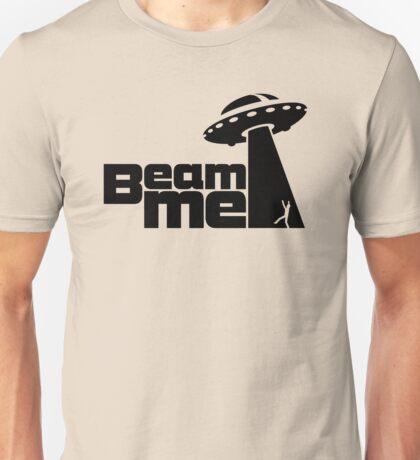 Beam me up V.2.1 (black) Unisex T-Shirt
