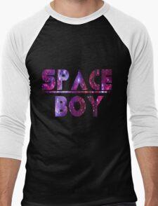 Space Boy Men's Baseball ¾ T-Shirt
