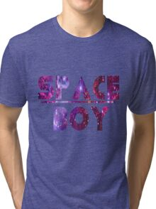 Space Boy Tri-blend T-Shirt