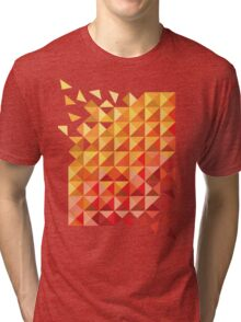 Shattered Gradient Tri-blend T-Shirt