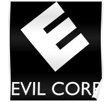 Evil Corp Poster