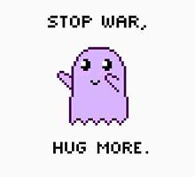Stop War, Hug More. Unisex T-Shirt