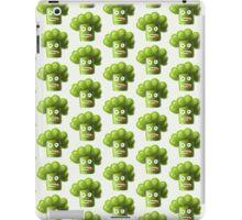 Funny Cartoon Broccoli Pattern Case iPad Case/Skin