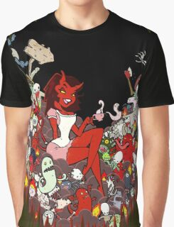 Hell for a Cup of Tea Graphic T-Shirt
