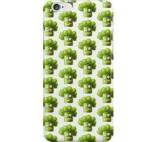 Funny Cartoon Broccoli Pattern Case iPhone Case/Skin