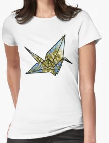 Earthbound Supernova Womens Fitted T-Shirt