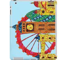 London Icon Building Mozaic iPad Case/Skin
