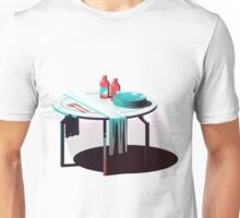 Graphic Tabletop Unisex T-Shirt