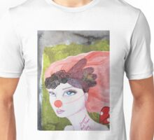 I support Red Nose Day Unisex T-Shirt