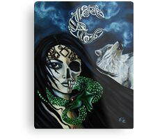 Loki's Offspring- Norse Mythology Metal Print