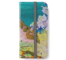 Felsvorsprung iPhone Wallet/Case/Skin