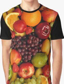 Fruit Graphic T-Shirt
