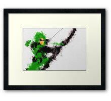 The Arrow Framed Print
